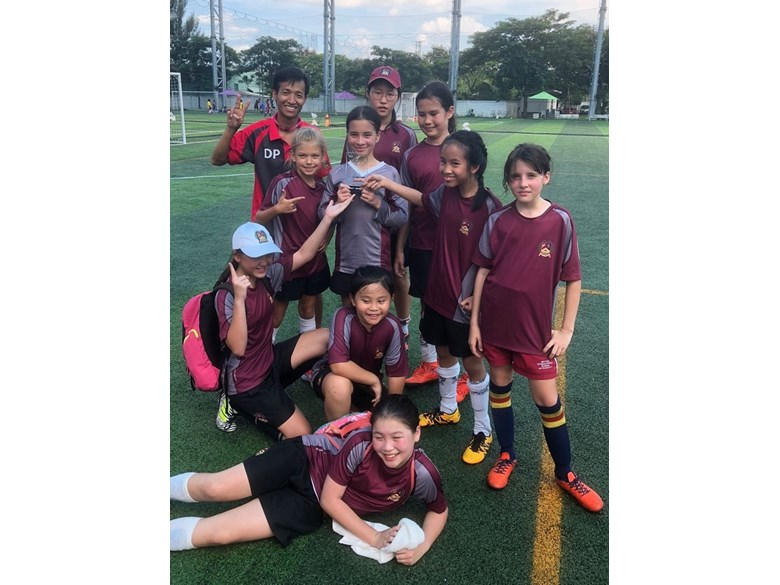 U11 SISAC Girls Football – Pool A (3)