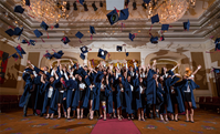 British International School Ho Chi Minh City graduation