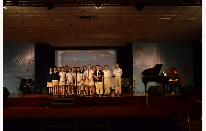 British International School Hanoi - Winter Showcase