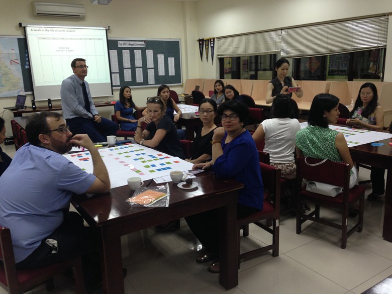 Year 12 Parent Workshop – Life in the Sixth Form at BIS HCMC