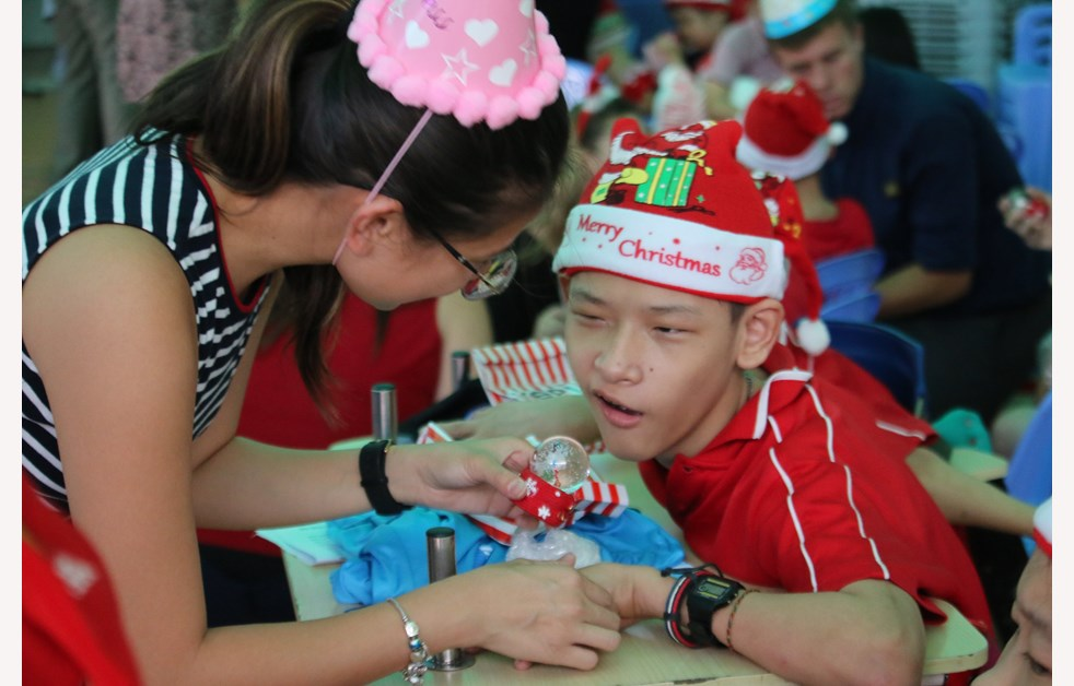 Thien Phuoc BISHCMC Christmas Party 2018 3