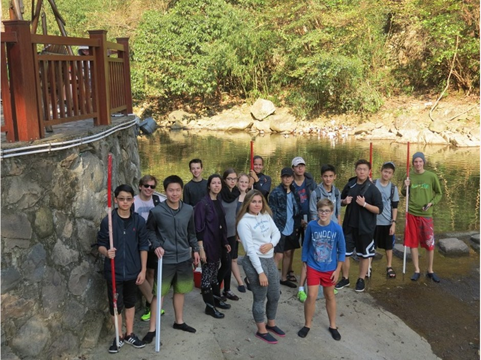 Year 10 Geography Field Trip to Anji