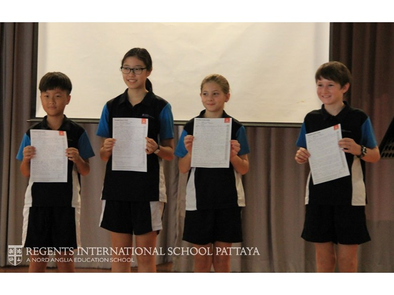 ABRSM Music Secondary - Regents International School Pattaya