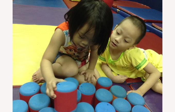 BIS Ho Chi Minh Year 1 Play Dates with Thien Phuoc 1
