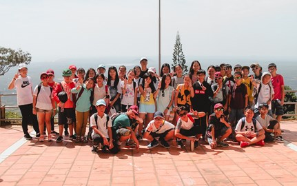Year 7 BVIS HCMC to Mui Ne 2018  (12)