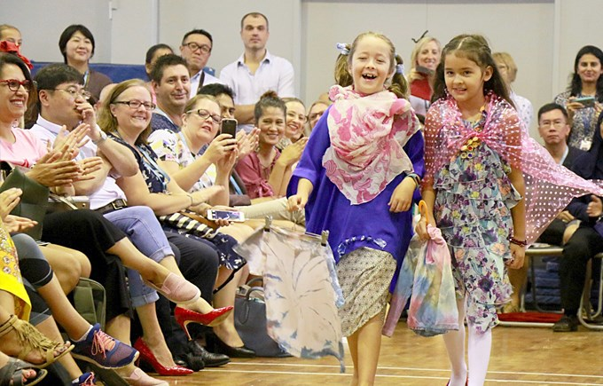 Year 4 Fashion Show
