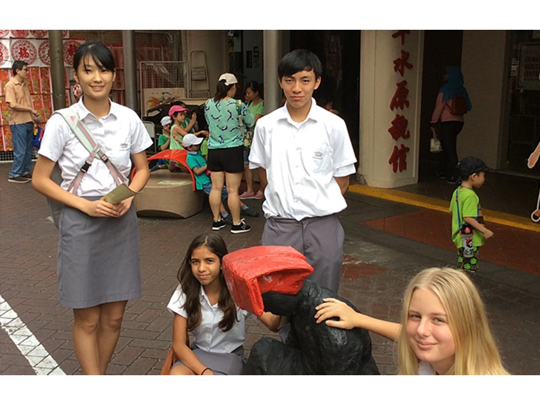 Year 10 Mandarin's Visit to Chinatown