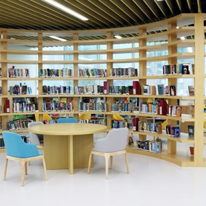 Secondary Library 4