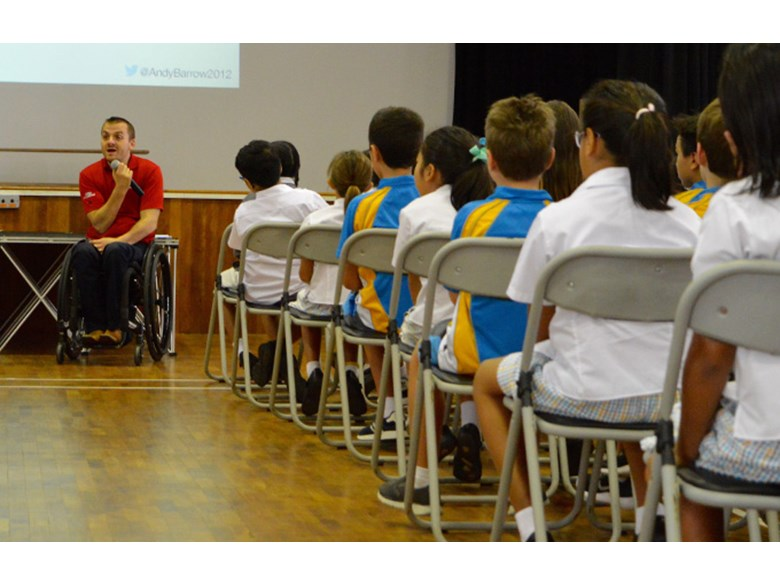 Andy Barrow Primary Assembly