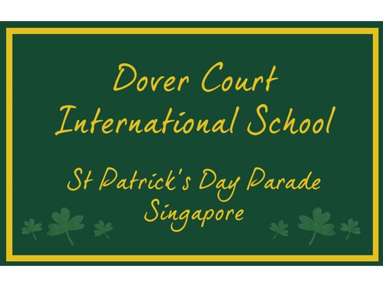 DCIS St Patrick's Day Parade