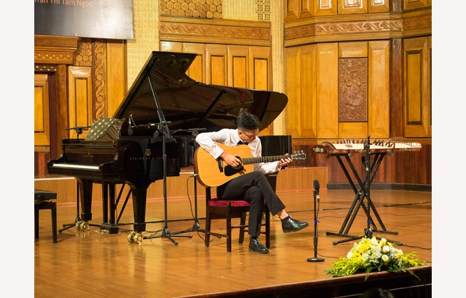 British International School Hanoi benefit concert