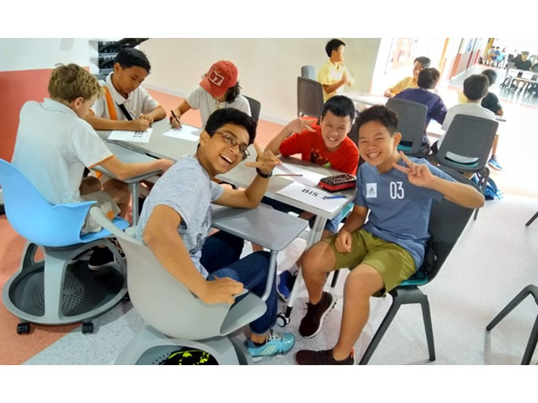 Junior Saigon Mathematics Competition 2018