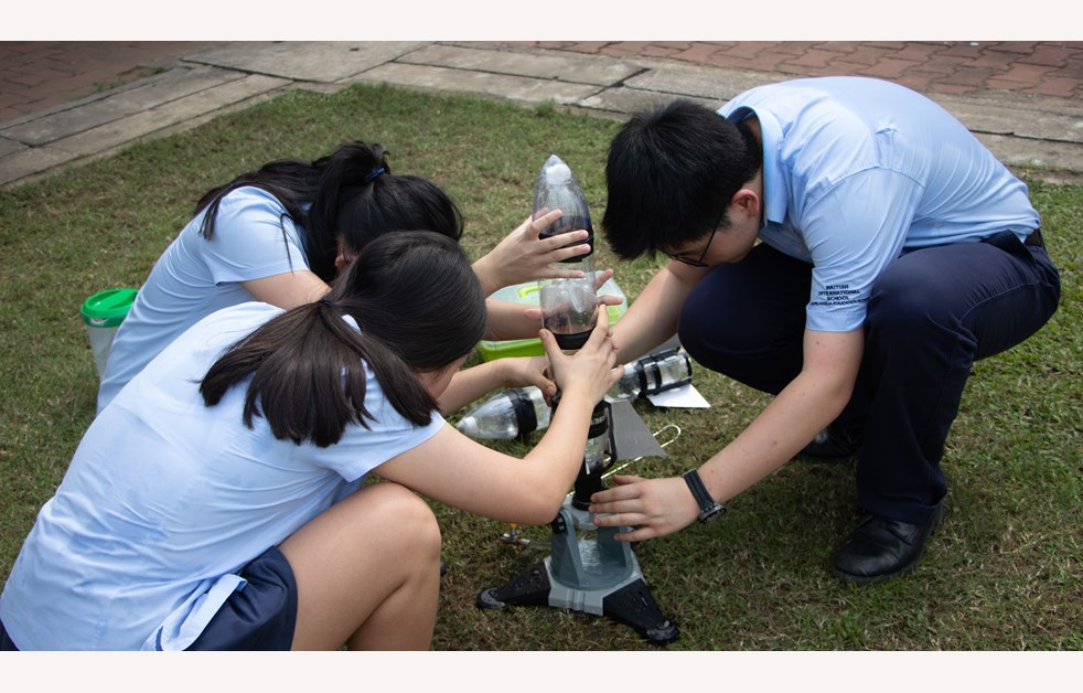Saigon Secondary Science Competition | BIS HCMC