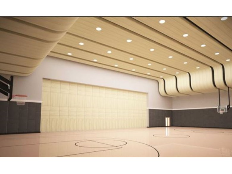 Regents International School Pattaya: New Sports Hall