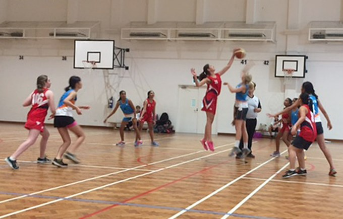 Storming Victory for U16 Girls Basketball