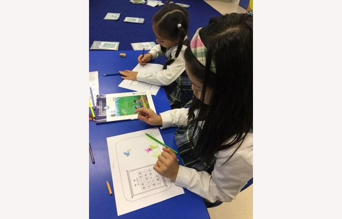 KS1 Chinese Lesson