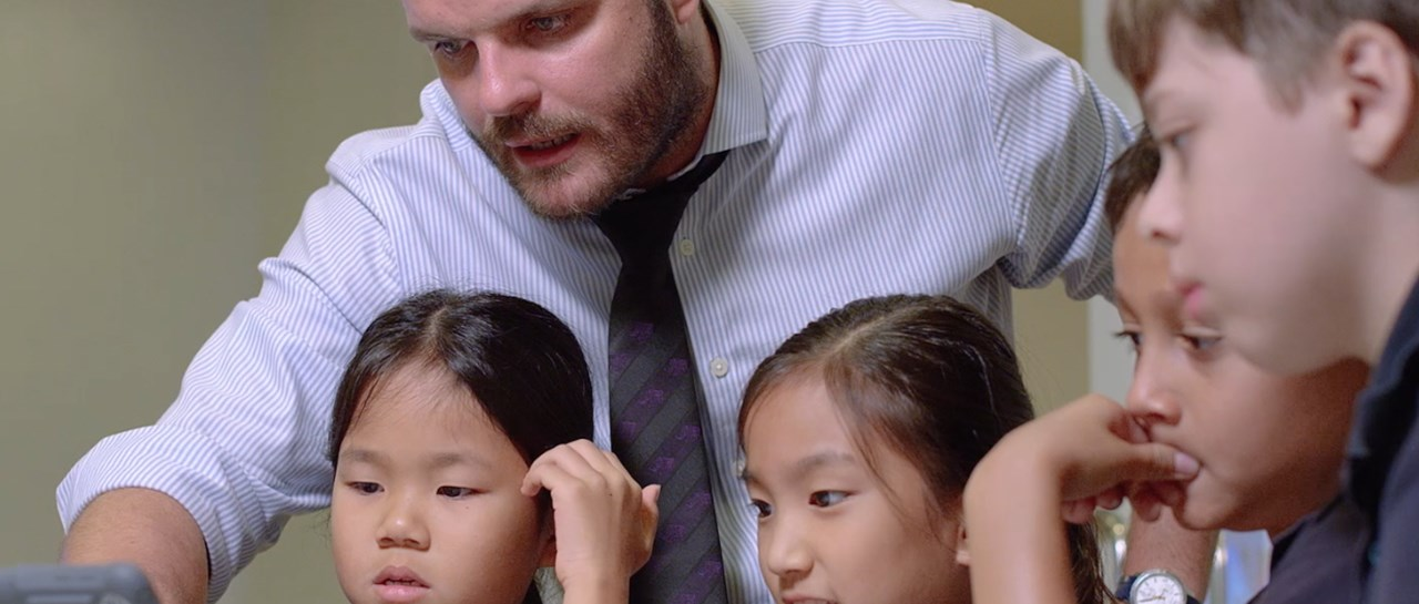 Teacher Story – Phil, Head of Year 6 | Regents International School Pattaya