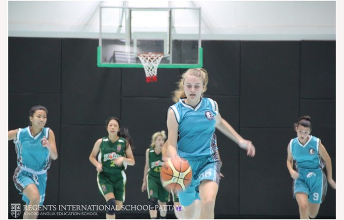 Basketball tournament | Regents International School Pattaya