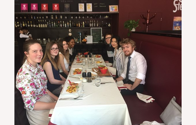 French Restaurant Trip 2017
