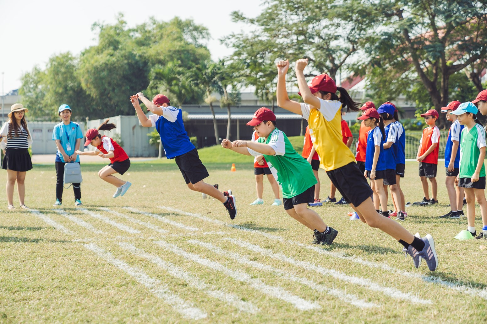 BVIS HCMC Primary Sports Morning 2020