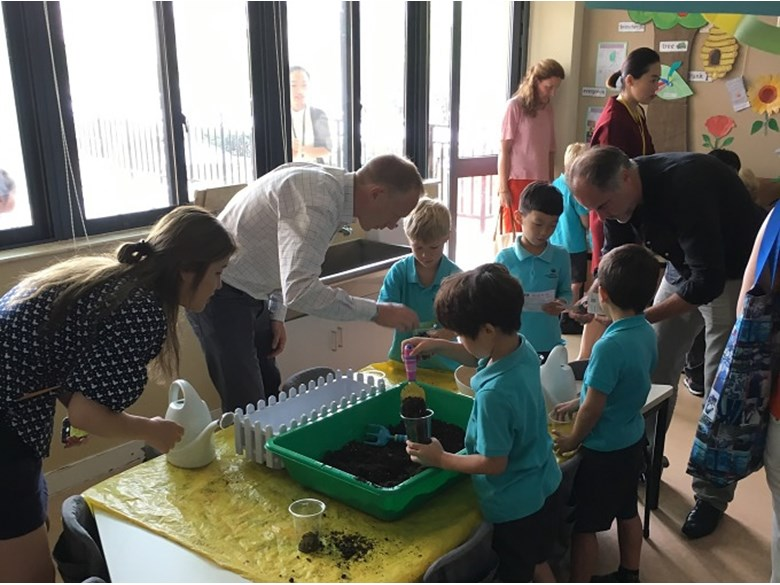 Year 1's Learning Showcase