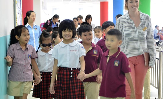 British International School Hanoi - Nguyen Dinh Chieu