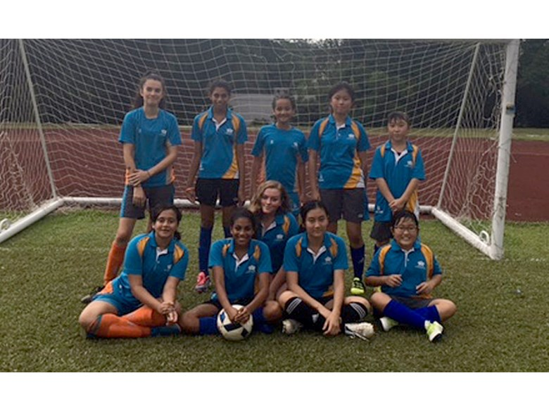 U16 Girls Football 2016