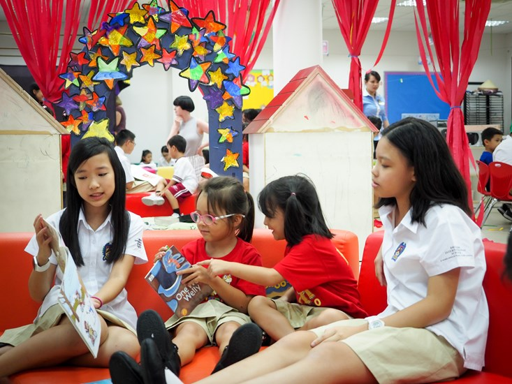 Book Week British International School Hanoi