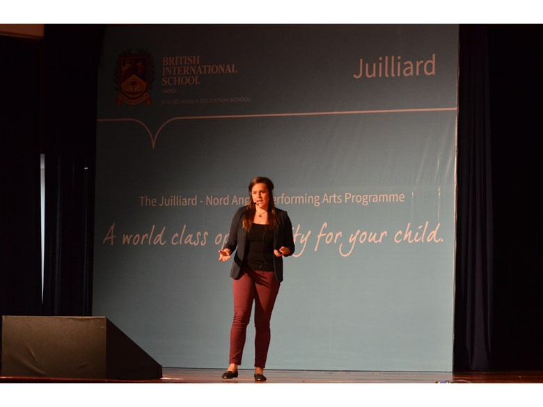 Juilliard Launch 2