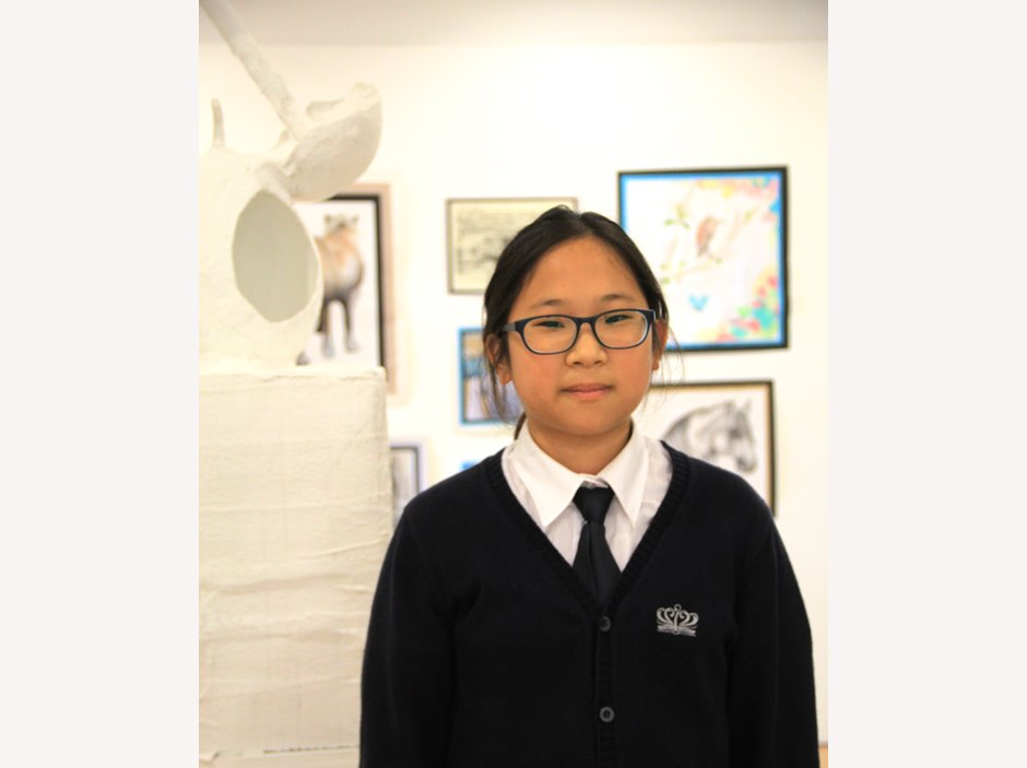 Ji Woo Han - The British International School Shanghai, Pudong