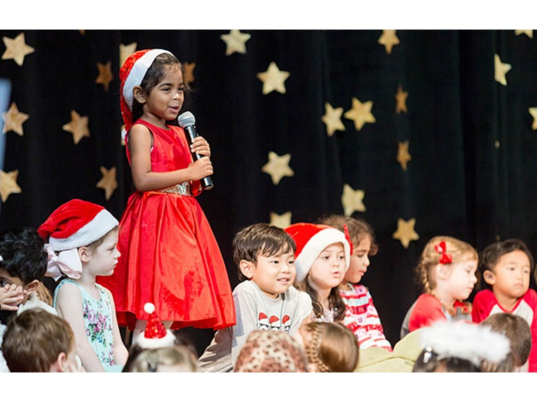 'A King is Born', A Nativity by Nursery and Reception