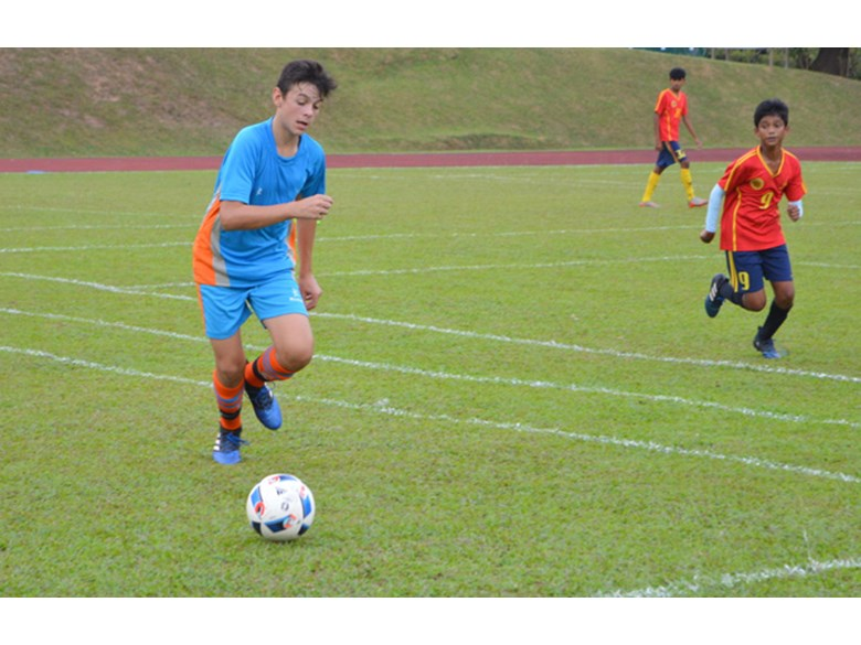 DCIS Lions Under 16 Boys Football