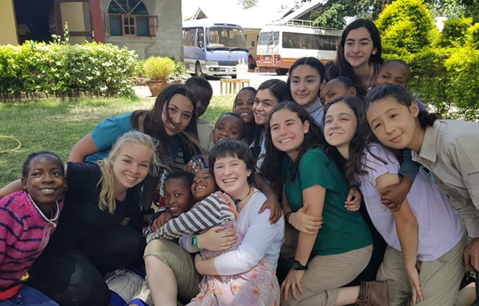 Dover Court International School NAE Tanzania 2019