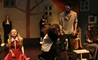 A scene from The Crucible at the British International School Shanghai Puxi