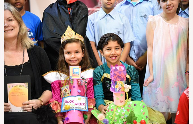 Gharaffa Book Week 2018