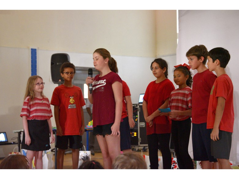 Gharaffa Year 6 Assembly