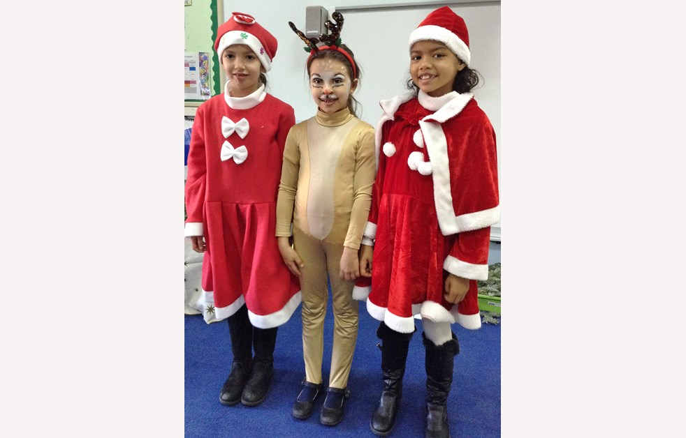 Primary Christmas Dress Up Day (11)