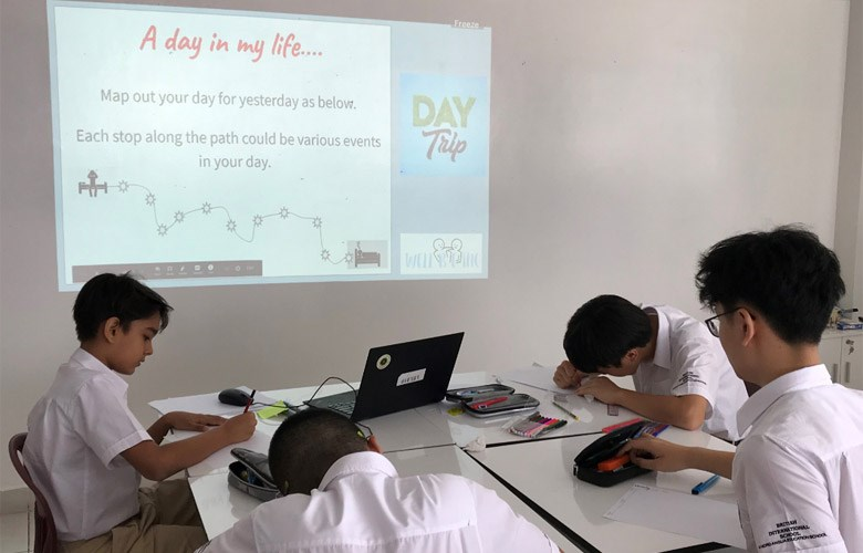 Weekly Wellbeing at BIS HCMC