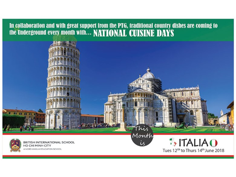 National Cuisine Day - Italian