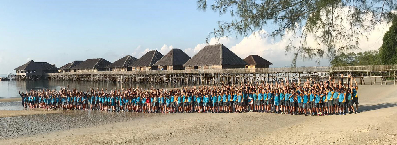 Year 5 Residential Trip to Telunas 2019