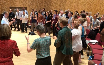 Professional Development at The Juilliard School, New York | BIS HCMC