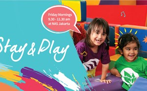 Stay & Play Term 2-3