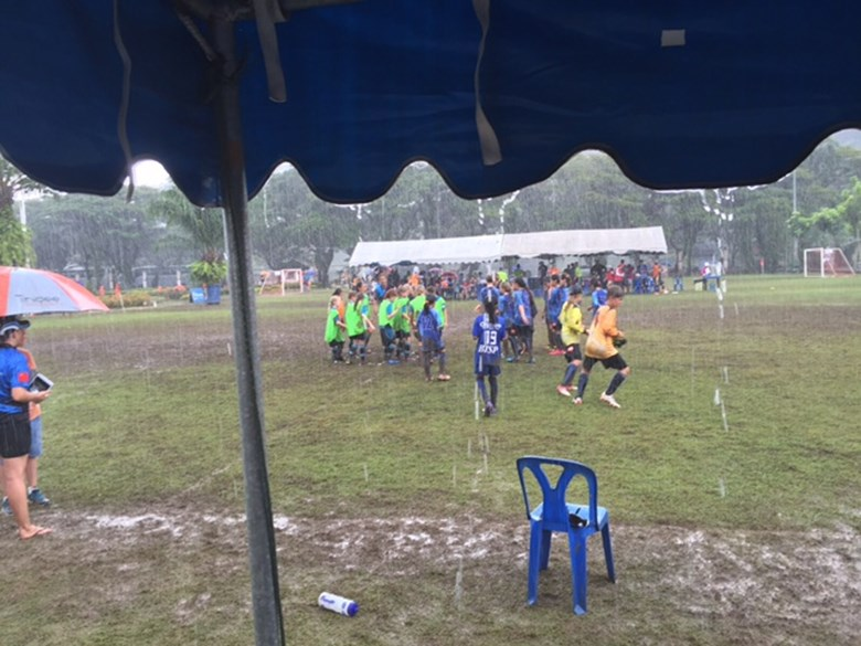 Fobisia 7s Day Three Still Raining Hard
