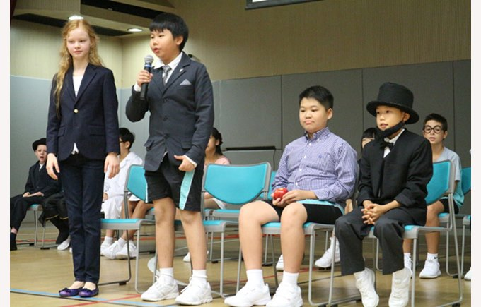 Class 6B Assembly