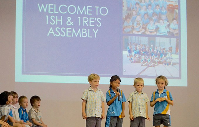 Lower Primary Assembly with 1RE and 1SH