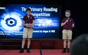 Reading Competition