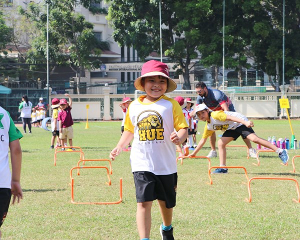 BISHCMC Primary Sports Day Year 1 2019-19