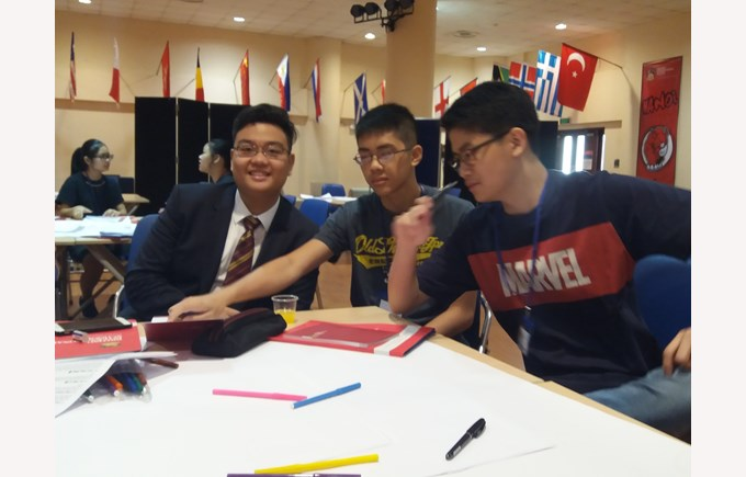 Students-Leadership-conference-2017| BVIS-HANOI