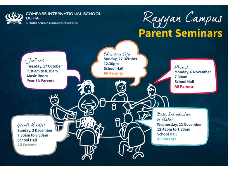 Rayyan Parent Seminars