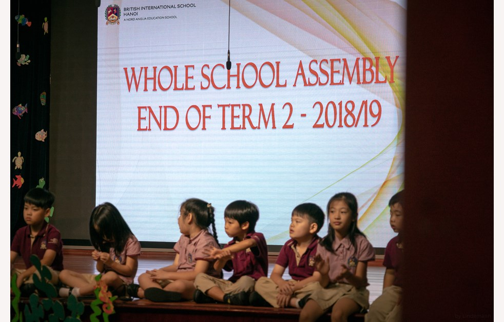 WS Assembly End of Term 2 - 2018/19 - 2